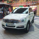 SsangYong Rexton 2.0XDI Premium - corner