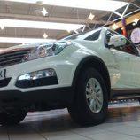 SsangYong Rexton 2.0XDI Premium - inferior