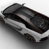Lamborghini Aventador Pirelli Edition - back