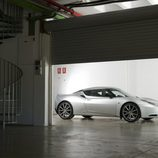 Lotus Evora S - factory