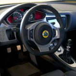 Lotus Evora S - interior