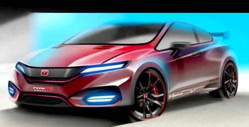 US-specs Honda Civic sedan Type-R by Marco Wietrzychowski