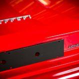 Ferrari Mondial T - logo