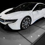 BMW i8 coupé - delantera
