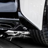 BMW i8 coupé - bajos