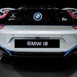 BMW i8 coupé - trasera
