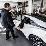 Presentación BMW Serie i - puertas