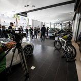 Presentación BMW Serie i - medios
