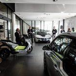 Presentación BMW Serie i - eventos