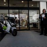 Presentación BMW Serie i - Motorrad