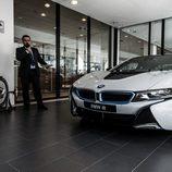 BMW i8 coupé - presentación