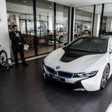 BMW i8 coupé - evento