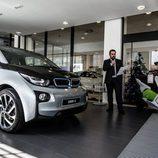 BMW i3 - evento