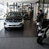 BMW i3 - eléctrico
