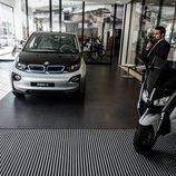 BMW i3 - eléctrico de serie