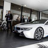 BMW i8 coupé - híbrido