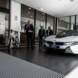 BMW i8 coupé - presentation
