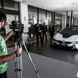 BMW i8 coupé - marmotor