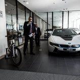 BMW i8 coupé - deportivo