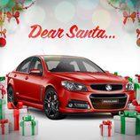 Holden Santa Claus