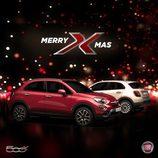 Fiat 500X Merry Xmas