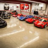 Glickenhaus garage