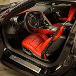 Glickenhaus Chevrolet Corvette Z06 - interior