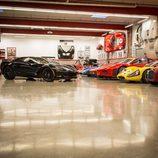 Glickenhaus Chevrolet Corvette Z06 - museo