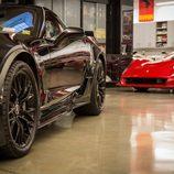 Glickenhaus Chevrolet Corvette Z06 - lateral