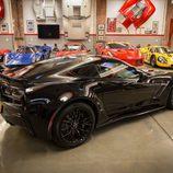 Glickenhaus Chevrolet Corvette Z06 - trasera