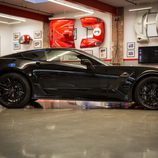 Glickenhaus Chevrolet Corvette Z06 - side