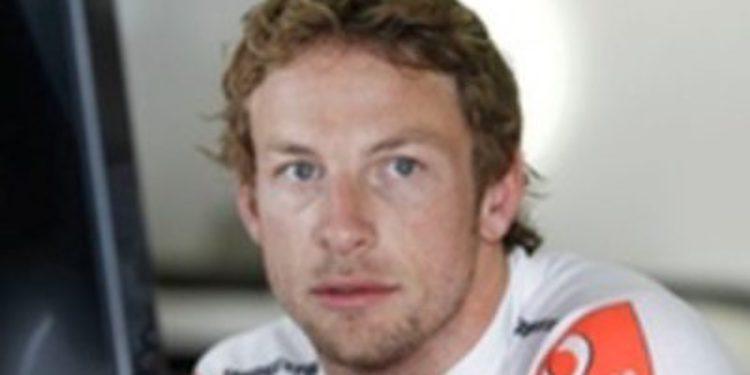 """Jenson Button: """"No quiero tener niños mientras siga compitiendo"""""""