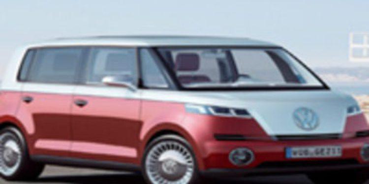 La Volkswagen Bulli se reinventa