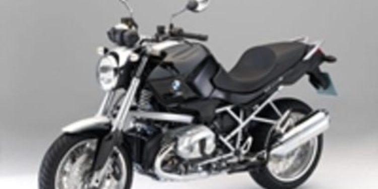 BMW perfecciona su R 1200 R