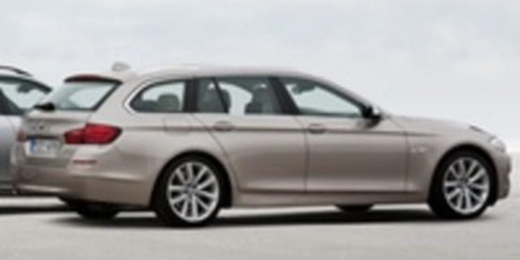 El diseño del BMW Serie 5 Touring consigue el Premio iF de Oro 2011