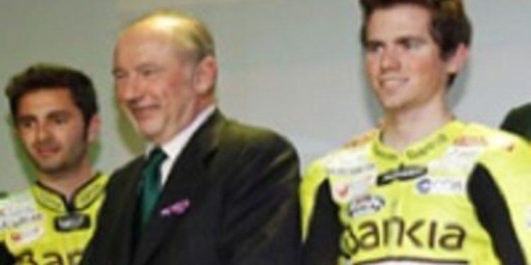 Presentado el Aspar Team de MotoGP, Moto2 y 125cc