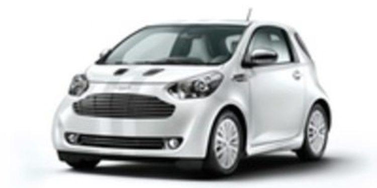 Aston Martin anuncia su último modelo urbano: Aston Martin Cygnet