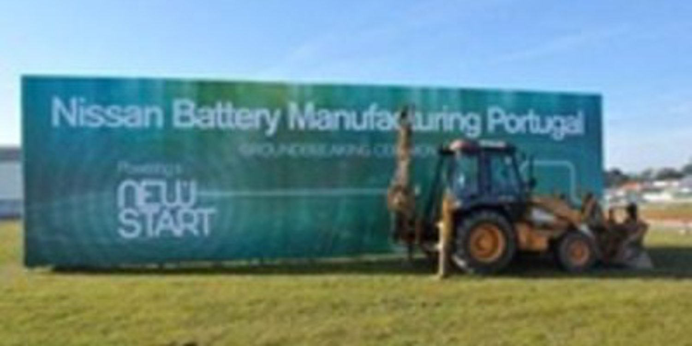 Nissan comienza la construcción de una revolucionaria planta de baterías
