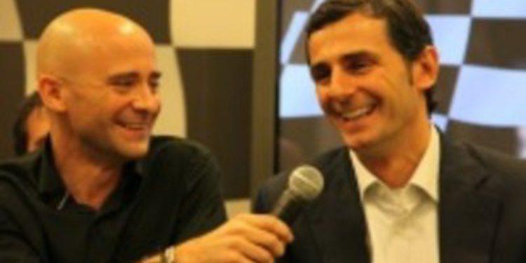 Pedro de la Rosa, comentarista junto a Marc Gené en laSexta