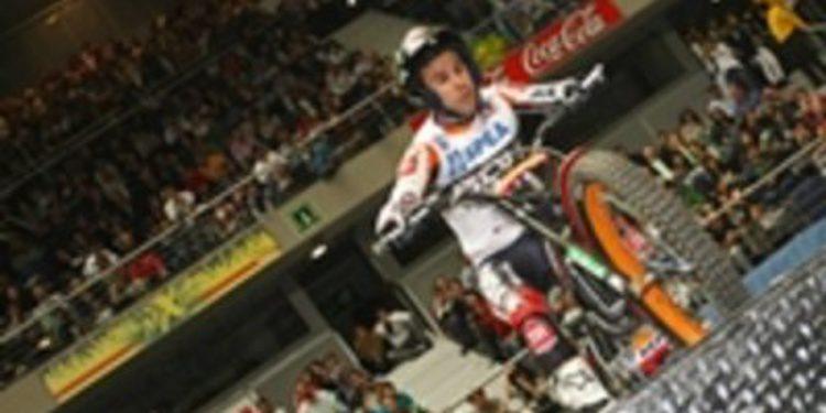 Toni Bou se proclama Campeón de Trial Indoor 2011