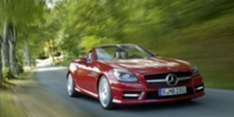 El estilo y la innovación se funden en el nuevo SLK Roadster de Mercedes-Benz