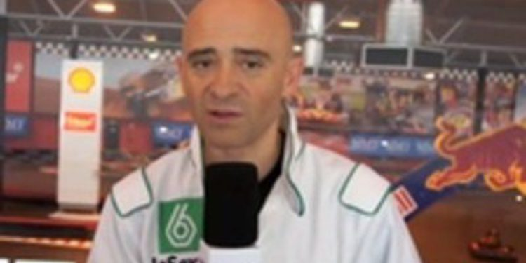 "Antonio Lobato: ""Jaime Alguersuari puede 'matar' a Buemi este año"""
