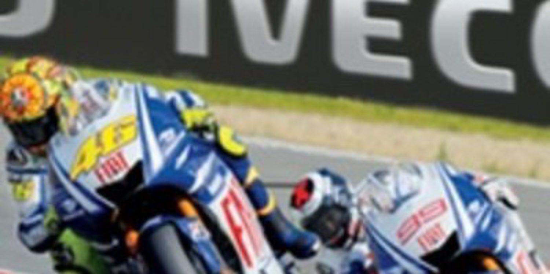Iveco seguirá siendo proveedor oficial del mundial de motociclismo