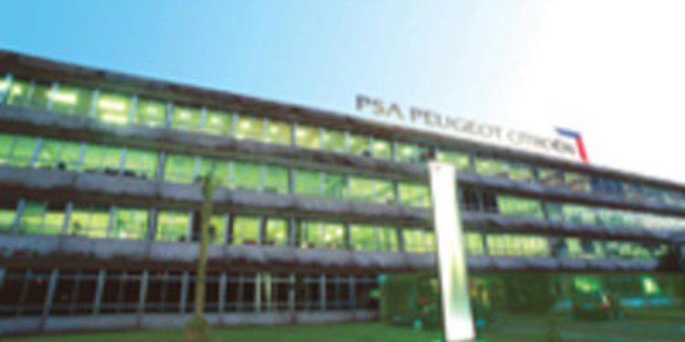 PSA Peugeot-Citroen parará parte de la producción de sus fábricas de Madrid y Vigo