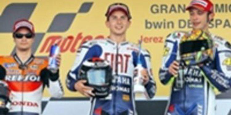 El GP de Jerez continuará en el Mundial de Motociclismo hasta 2016