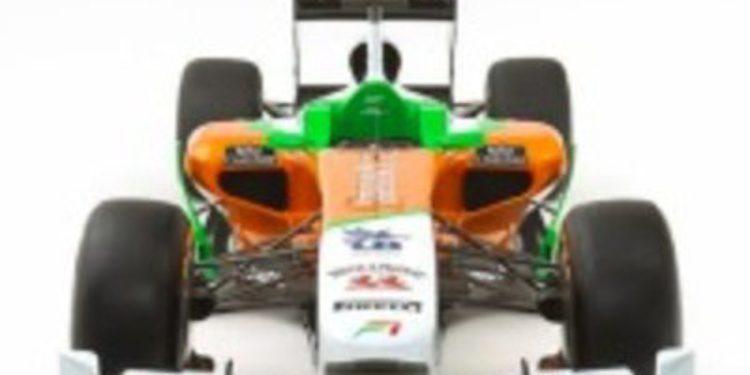 Force India descubre el VJM04, su coche para la nueva temporada de F1