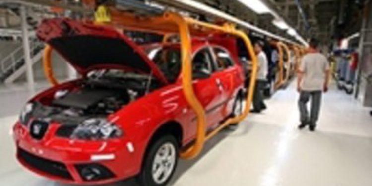 La producción mundial de automóviles aumentó un 26% en 2010