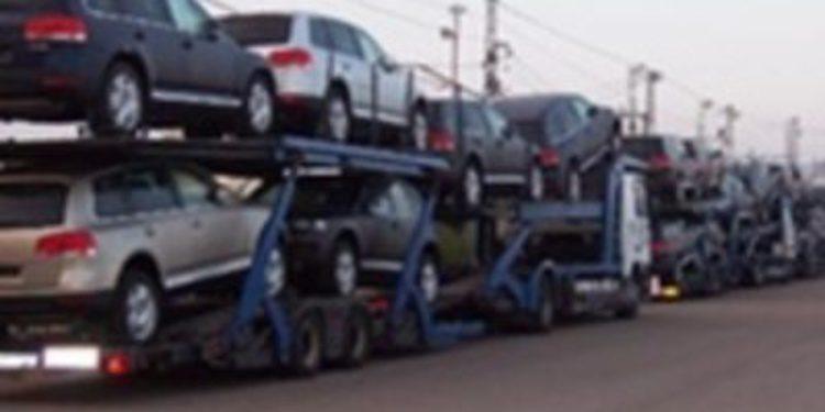 La producción de vehículos industriales crece un 15% en febrero