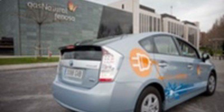 Toyota y Gas Natural Fenosa se unen para impulsar el vehículo híbrido enchufable