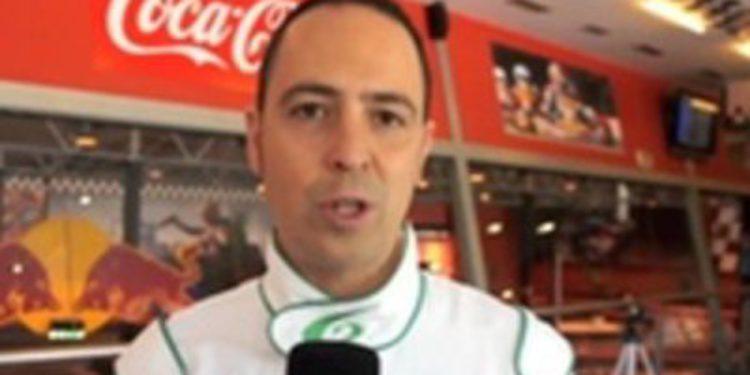 """Jacobo Vega: """"Confío mucho en que Fernando y Ferrari sean campeones"""""""